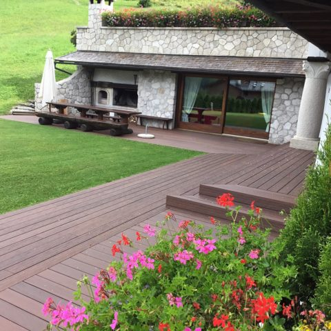 Villa Privata, Cortina